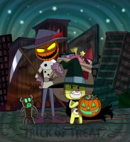 TRICK-or-TREAT by ANDREAc