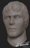 Ostrava of Boletaria - 60-Minute Practice Sculpt by GaryStorkamp
