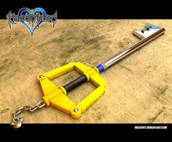 Keyblade by niceguyz