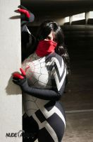 SpiderVerse Silk by PirateKiki