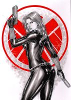 Black Widow by Leomatos2014