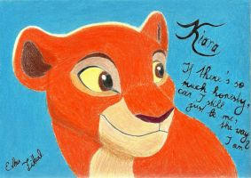 Kiara - The Lion King 2 by xcxNinuixcx