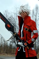 Ragna The Bloodedge cosplay by Elffi
