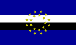 Flag of the Europa Confederacy by Zifker