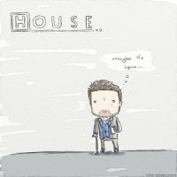House M.D. by criz