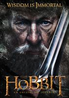 Wisdom is Immortal - The Hobbit by YoungPhoenix3191