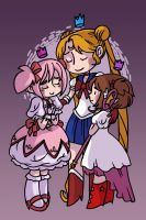 Magical girls by secondlina