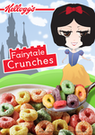 Kellog's Fairytale Crunches by GothicRaine1712