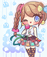 Fern (Outfit by TinyMinotaur1) by mochatchi