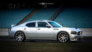Dodge Charger LX by AmericanMuscle