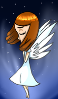 Earth angel by Luckynight48