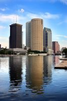 Downtown Tampa - Day by tyt2000