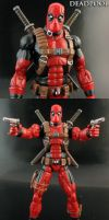 Deadpool double size by Jin-Saotome