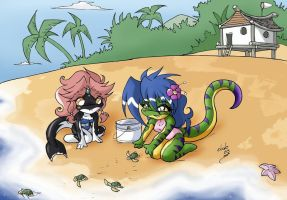 For the Planet   YAY by ChaloDillo