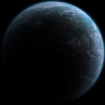 Planet Cyan by Qasvortex