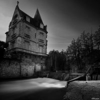 Old mansion by Unicorne