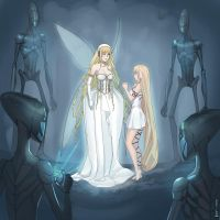 Chobits IA by AlfonssoZayas