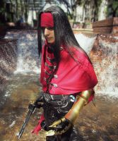 Vincent Valentine Shadocon 2012 By the water by Metallica005