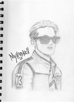 Mikey Way by Mythokell