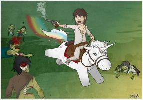 Undead Nightmare by Megumi-90