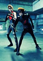 What we chose- Young Justice cosplay by Detailed-Illusion