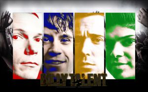 Billy Talent Wallpaper by bbboz