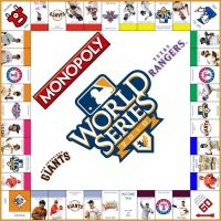Monopoly: World Series Edition by Jest84