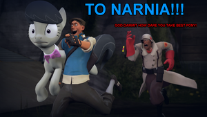 gmod - To Narnia by Stormbadger