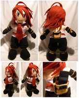 Adell Plush by S2Plushies