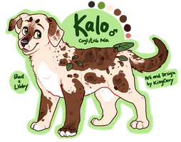 For Sale- KALO $18 by KingCavy