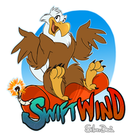 Badge Commission: SwiftWind by SilverDeni