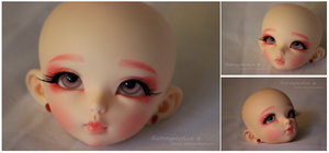 Tiramisu: Littlefee Rachel Face Up v2 by RetroSpectiive