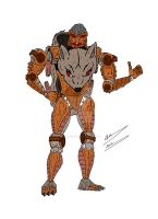 Character Sletch - Rattrap by OptimumBuster