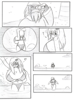 Levia-Aria, Page 1 - Collab by Sanone