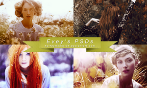 PSD Pack #4 by Evey-V