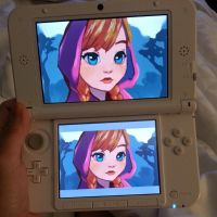 3DS paint1 by taho
