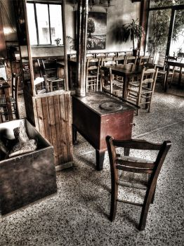 Old Cafe 1 by 60215