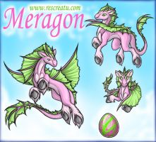 Meragon - Res by NekoDragon