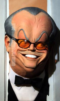 Jack Nicholson by chriswalsh