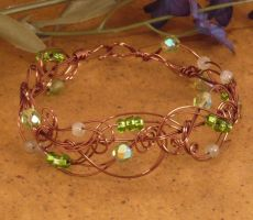 Dancing Dryad Bracelet by shadowling
