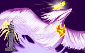 Vale and Chryse by MangoRamune