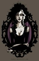 +Bellatrix Lestrange+ by Fukari