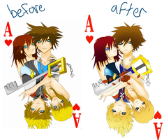 Before and After by HolyFudginCrackpots
