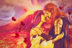 Pompeii Lovers by Renata-s-art