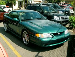1994 Ford Mustang GT by Mister-Lou