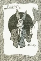 Business Bunny by NG-Ainger