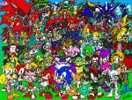 Sonic and Co - Remastered by EUAN-THE-ECHIDHOG