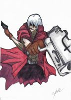 DMC: Dante by RHD123