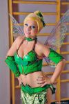 new Tinkerbell in armor original by FrancescaMisa