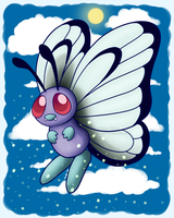 Butterfree by Shannohn